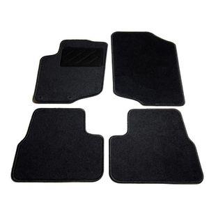 TAPIS DE SOL Ensemble de tapis de voiture 4 pcs pour Peugeot 20