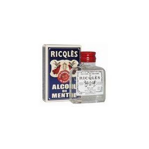 SOIN VITALITÉ Ricqles alcool de menthe 3cl