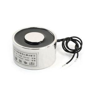 SERRURE - VERROU MEUBLE 110lb-50kg aimant levage électrovanne force électr