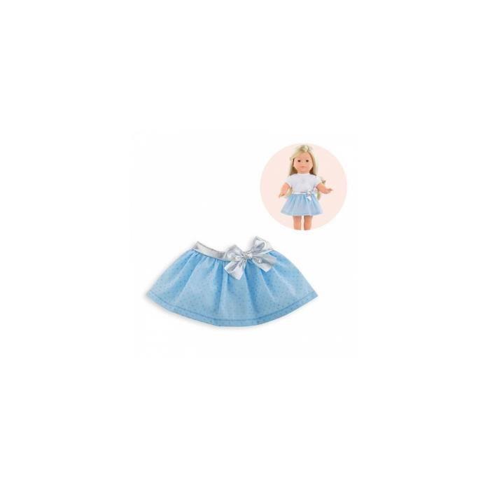 Ma Corolle jupe de fete hiver polaire - Référence : 211340
