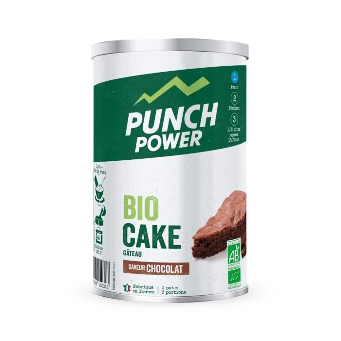 PUNCH POWER BIOCAKE CHOCOLAT - POT 400 G