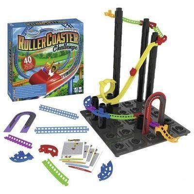 RAVENSBURGER Roller Coaster Challenge - Jeu de Casse Tête