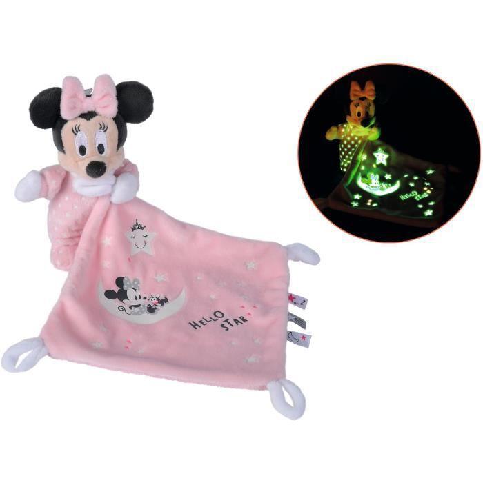 Disney - Doudou Minnie Lumineux Starry Night