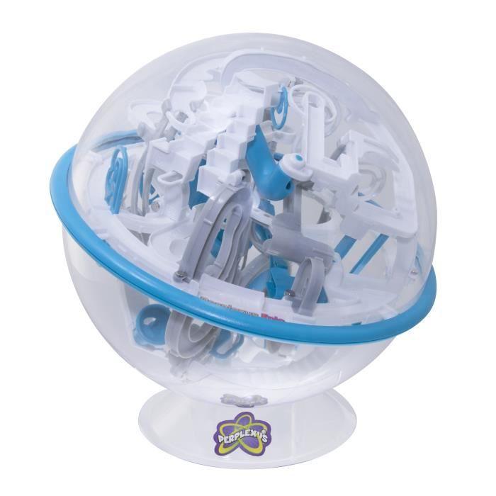 Spin Master Perplexus Epic, Jouet labyrinthe, Bleu, Transparent, Blanc, 8 année(s), Garçon-Fille, Boîte ouverte, 215,9 mm