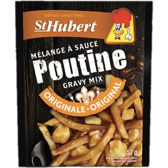 Mélange à sauce Poutine 52 g - St Hubert