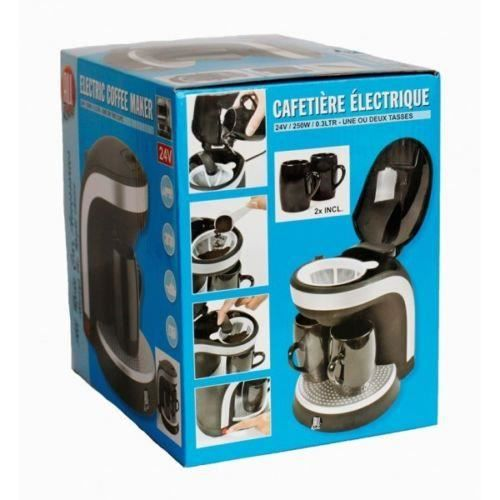 cafetiere machine cafe moulu 24v camion routier achat. Black Bedroom Furniture Sets. Home Design Ideas