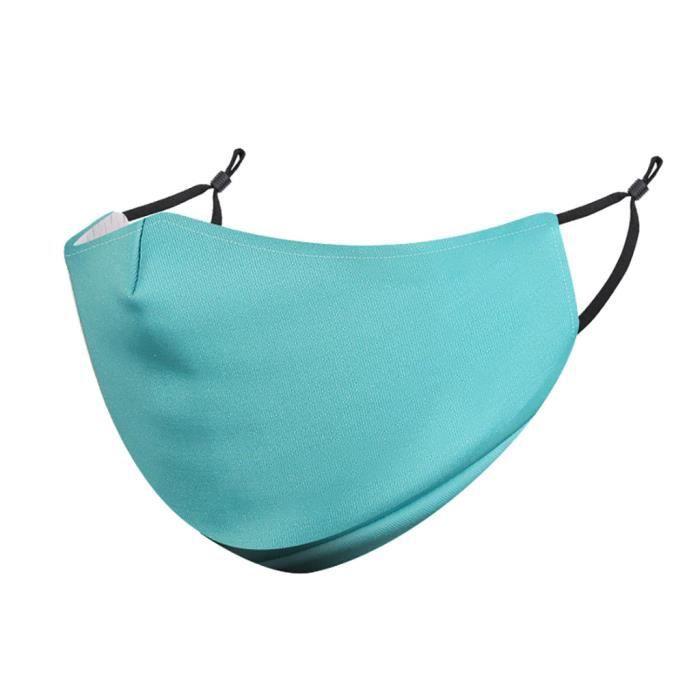 Respirant Masque de protection anti-UV pour le visage et le cou Pour le sport et lext/érieur Coupe-vent