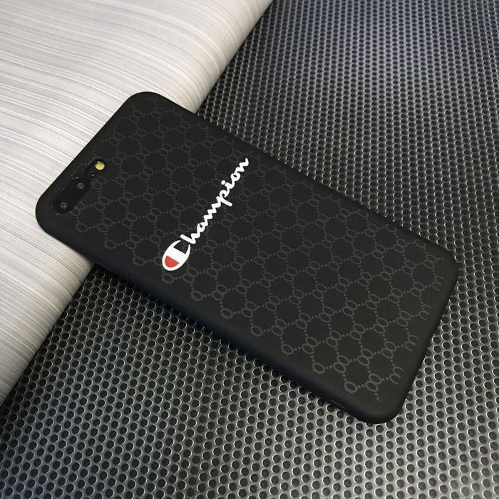 supreme coque iphone 8 plus 8s plus tpu noir