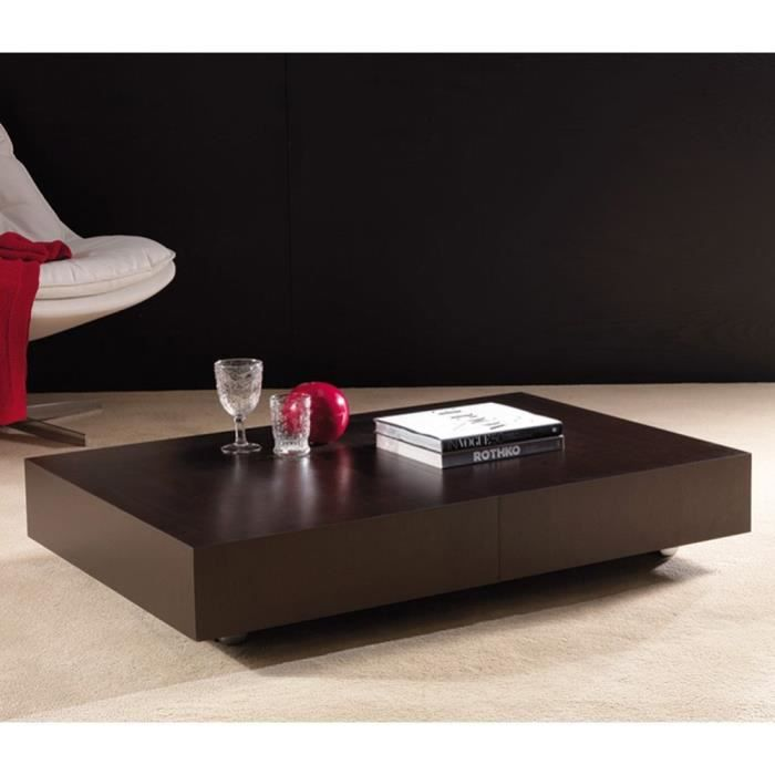 Table basse qui devient table manger - Table basse et table a manger ...