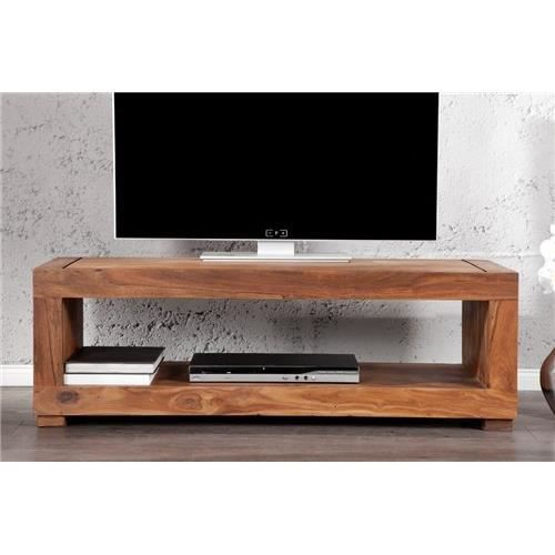 meuble tv design madere bois achat vente meuble tv. Black Bedroom Furniture Sets. Home Design Ideas