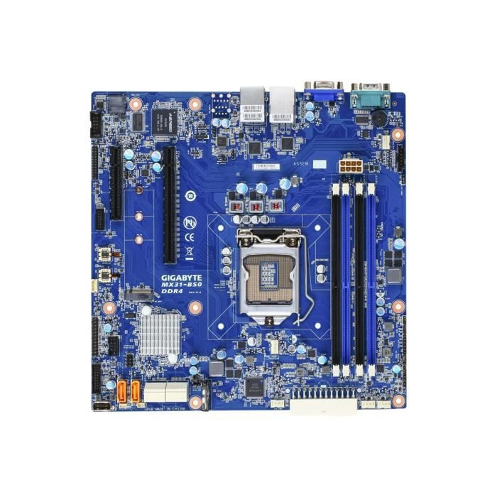 CARTE MÈRE GIGABYTE Carte Mère Pour Serveur MX31-BS0 - Intel