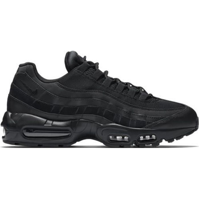 BASKET NIKE Baskets Air Max 95 Essential - Homme - Noir