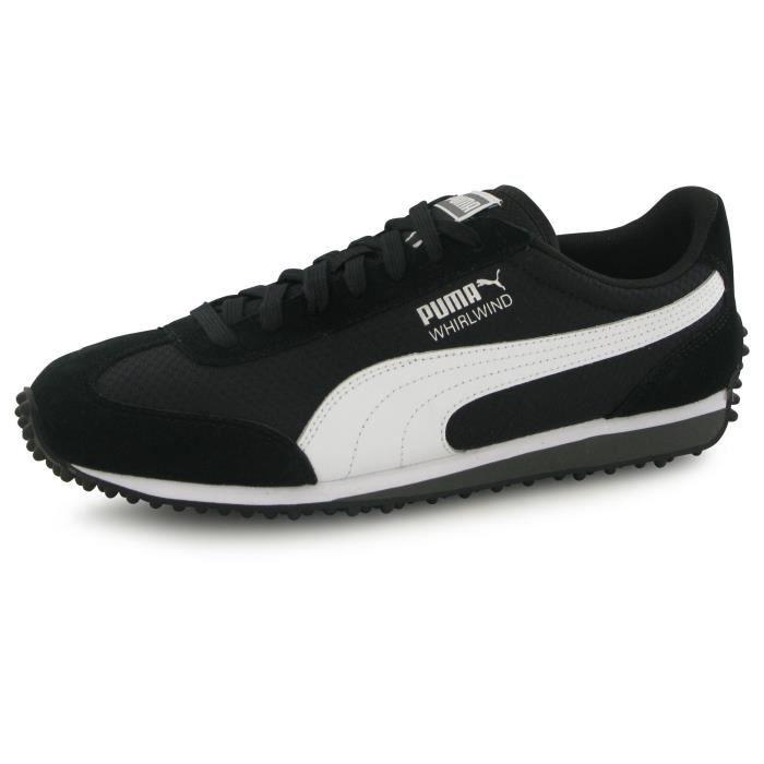 Puma Whirlwind noir, baskets mode homme Noir - Cdiscount Chaussures