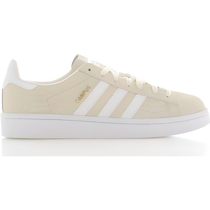 Chaussures Adidas Campus W Creme