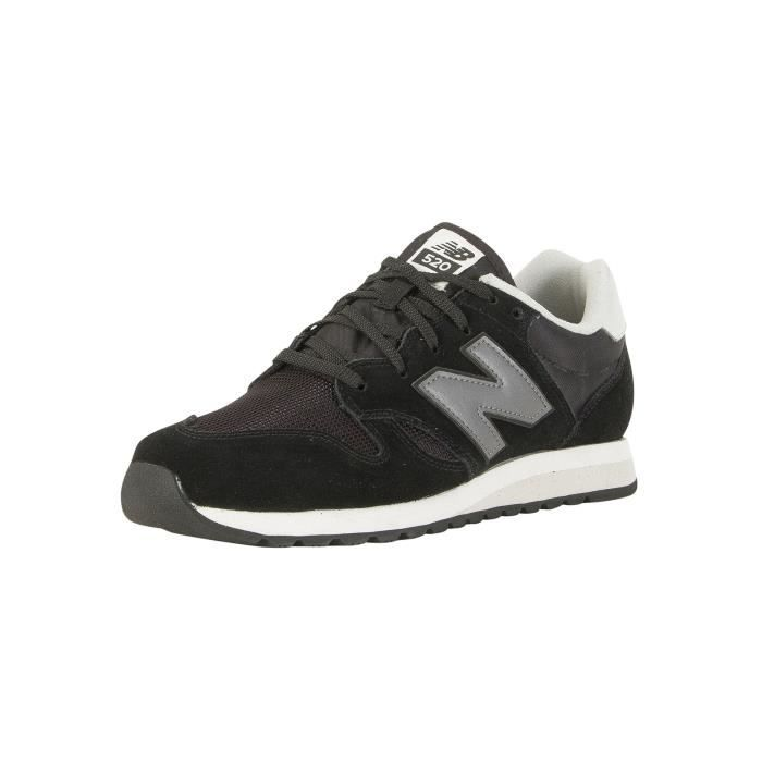 new balance 520 homme rouge