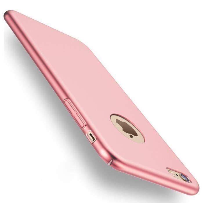 coque iphone 7 plus silicone ultra fine housse pr