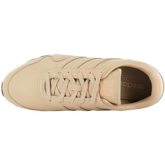 adidas Originals Haven CQ3035 Hommes chaussures Baskets Sneakers Beige