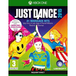 JEUX XBOX ONE Just Dance 2015 Jeu XBOX One