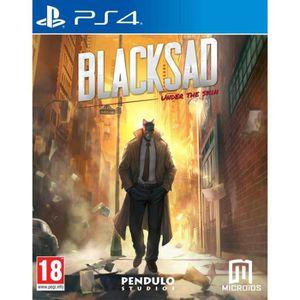 JEU PS4 NOUVEAUTÉ BlackSad Under the Skin Edition Limitée Jeu PS4