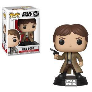 FIGURINE - PERSONNAGE Figurine Funko Pop! Star Wars: Endor Han