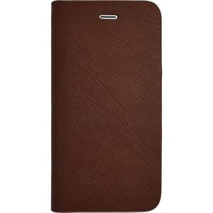 QDOS EtuiFolio pour Iphone 6 Plus - Cuir Marron