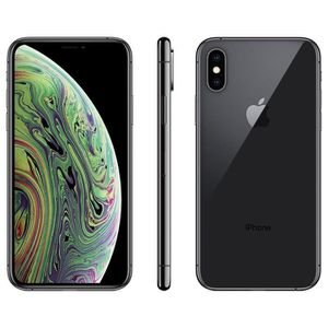 SMARTPHONE Apple iPhone XS Max 64 Go Gris Noir - Neuf