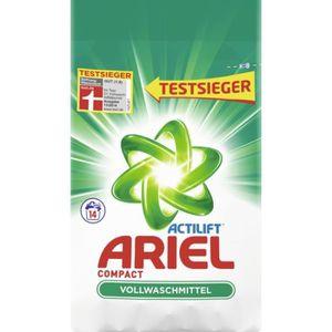 LESSIVE Ariel Actilift poudre détergente Compact Vollwasch