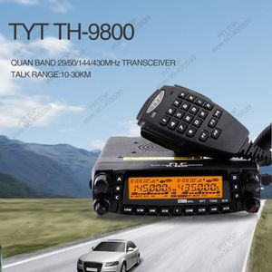 TALKIE-WALKIE  Tyt Th-9800 Mobile Radio 29 / 50 / 144 / 430 Mhz