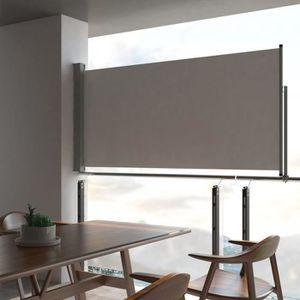 STORE - STORE BANNE  Auvent latéral rétractable de patio 120 x 300 cm G