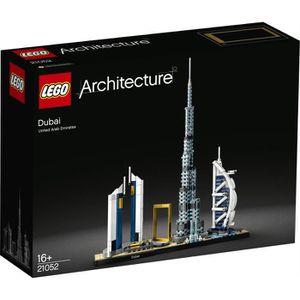 ASSEMBLAGE CONSTRUCTION LEGO® Architecture 21052 Dubaï Skyline