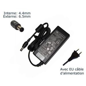 CHARGEUR - ADAPTATEUR  AC Adaptateur secteur pour Sony Vaio VGP-AC19V37 V