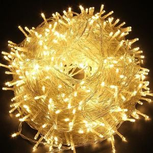 LANTERNE FANTAISIE Guirlandes Lumineuses,30M Etanche 300 LEDs avec 8