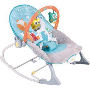 TRANSAT Transat Balancelle 2en1 bébé/enfant   Dès la naiss