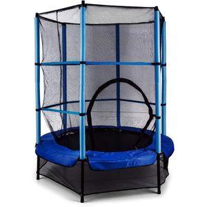 trampoline pliant trampoline pour adulte Jintaihua Trampoline pour enfant 183 cm lit /à sauter trampoline de jardin ext/érieur avec filet de s/écurit/é charge maximale : 300 kg