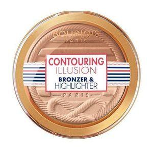 FOND DE TEINT - BASE Bourjois -Contouring illusion 23 contouring duo