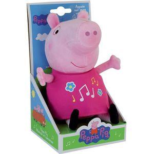 PELUCHE Jemini PEPPA PIG Peluche 25cm musicale & lumineuse