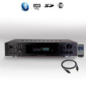 AMPLIFICATEUR HIFI LTCA ATM8000BT Amplificateur hifi 5.2 avec fonctio