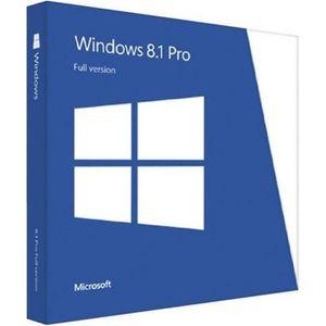 SYSTÈME D'EXPLOITATION Microsoft Windows 8.1 Pro 32/64 Bit Télécharger Ve