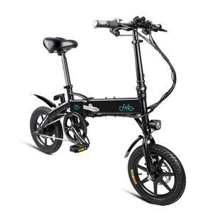 VÉLO ASSISTANCE ÉLEC Vélo électrique pliant 10-20 km/h 7.8Ah 250W 14 po