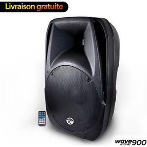 ENCEINTE ET RETOUR Enceinte amplifiée MyDj WAVE900 38cm/15