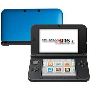 CONSOLE NEW 3DS XL NINTENDO 3 DS XL BLEUE