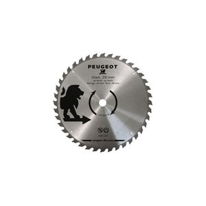 LAME DE DECOUPE Lame carbure pour scie circulaire D. 210 x 30 mm x