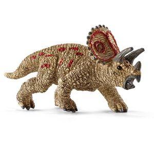 FIGURINE - PERSONNAGE Figurine dinosaure : Mini Tricératops