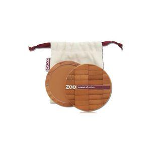 FOND DE TEINT - BASE Fond de teint compact capuccino ZAO 734