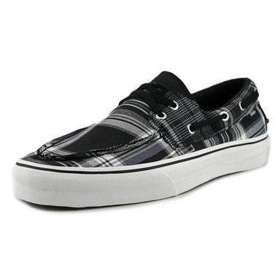 Vans Zapato Del Barco Toile Chaussure de Bateau Noir - Achat ...