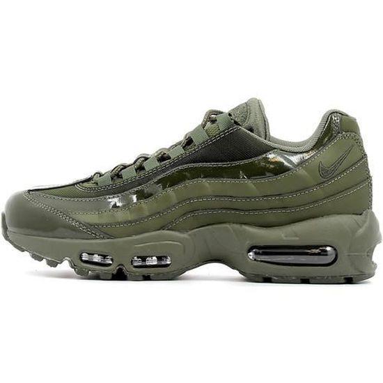 Nike Air Max 95 kaki femme kaki - Cdiscount Chaussures