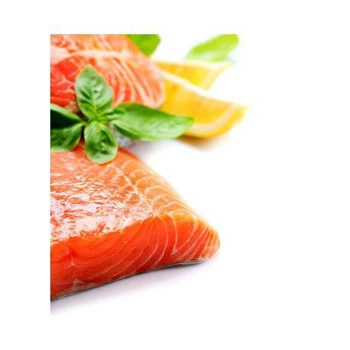 Baron de saumon lot de 1 kg (Salmo salar)