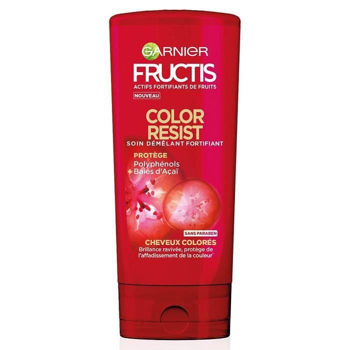 Garnier Fructis Après-shampooing Fortifiant Color Resist 200 ML