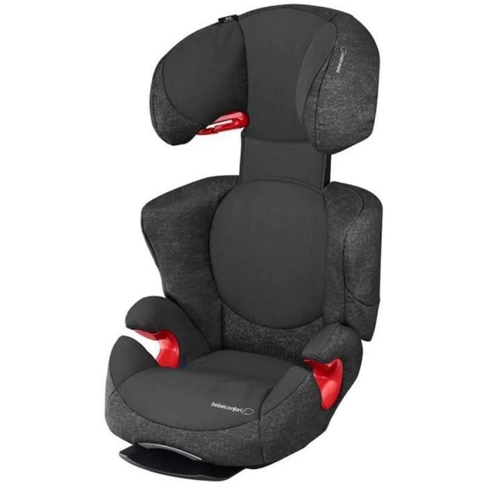Bébé Confort Rodi AirProtect, Siège-Auto Groupe 2-3 (15 à 36 kg), avec Système de Protections Latérales, Rehausseur, de 3.5 à 12 ans