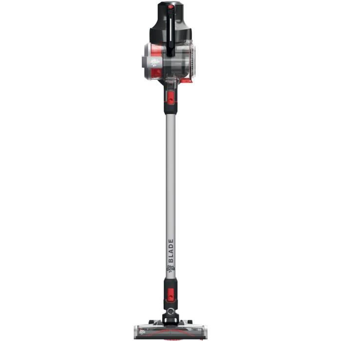 DIRT DEVIL DD777-1 Aspirateur balai et à main Blade 32V - 600 ML - Rouge
